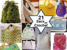 Voici une sélection de sacs en crochet, qui nous avons fait pour vous et que nous aimons. Apprenez à tisser un sac en crochet que vous pouvez emmener partout où vous allez avec fierté. Vous ne voulez jamais acheter un … Lire la suite... →