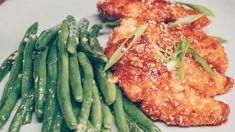 Baked Honey Garlic Chicken, Baked Orange Chicken, Baked Chicken Tenders, Honey Recipes, Healthy Chicken Recipes, Chicken Recipes With Honey, Keto Recipes, Dinner Recipes, Dinner Ideas