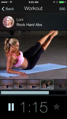 Looking for those perfect 5 minute workouts to slip into your busy day? Look no further than your app with Hot5 Fitness!