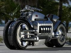 Motorcycle or Tank?