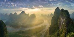 Cloudy Sunrise  by Jose Hamra, via 500px