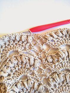 Annoo's Crochet World: Ballerina Top Adult size Free Pattern ༺✿Teresa Restegui http://www.pinterest.com/teretegui/✿༻
