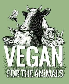 #vegan for all animals