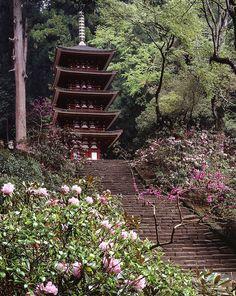 Murou-ji Temple, Nara, Japan
