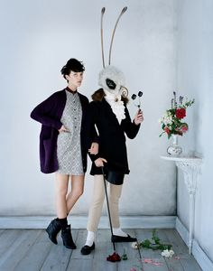 Tim Walker for uniqlo undercover