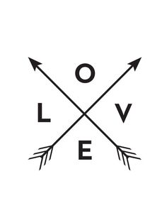 Black and White Love Arrows Wall Art Print  ===  Print out this modern wall artwork from your home computer or local print shop to style and decorate your home or office! Print includes: 1 JPG files & 4 PDF files  Your order will include one (1) JPG & four (4) PDFs with different sizes. Youll get every single file described below! Having these multiple files helps ensure that you can print the design at your home or local print shop, however you decide to print. Here are details of each…