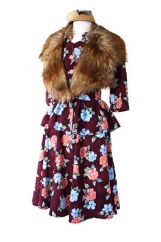 1940's Wartime Goodwood Costume