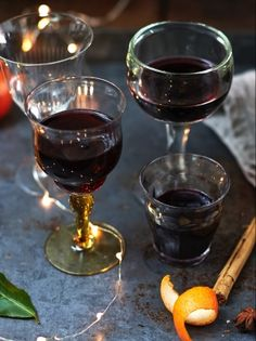Jamie Oliver's mulled wine recipe - our favorite around the holidays!