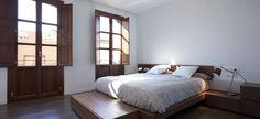 Bedroom - reform house @ Nules (Spain) Dzerostudio Arquitectura. Photo: ACF Fotografia  www.acf-fotografia.com