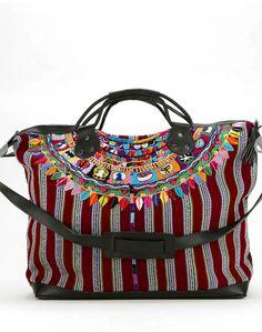 Bohemian Style  BoHo   Gypsy Bag