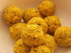 recette falafel Les Falafels maison (arabe : فلافل), depuis un moment que je veux préparer, nous ...