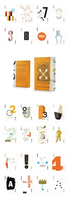 Playing Cards that Explore 4 Distinct Moments in Art and Design History — The Dieline | Packaging & Branding Design & Innovation News