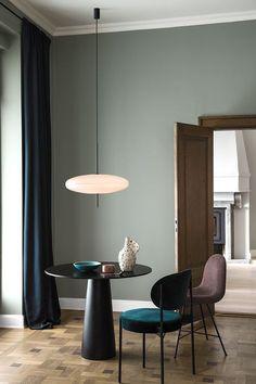 Sospensione 2065, riedizione di Astep | 2065 Ceiling light, Astep re-edition • Design Gino Sarfatti