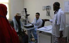 12 Nisan 2016      Bakanlık Somali'ye hekim gönderecek: 3790 Dolar maaş ve yüzde 45 artmış ek ödemeSağlık Bakanlığı Türkiye Kamu Hastaneleri Kurumu yurtdışına hekim gönderecek. Kurumdan yapılan açıklama şöyle: