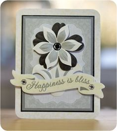 Divine #Scrapbooking #Card from Creative Memories    http://www.creativememories.com