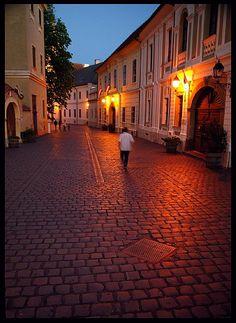 Veszprem, Hungary.  Attika?!