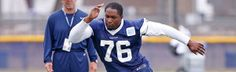 Dallas Cowboy Amobi Okoye recovers from NMDA receptor encephalitis   Posted August 24, 2014  by Will McDow  in News