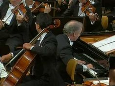 Beethoven - Triple Concert Barenboim, Yo-Yo Ma & Perlman (Mov.1Part.1) - YouTube
