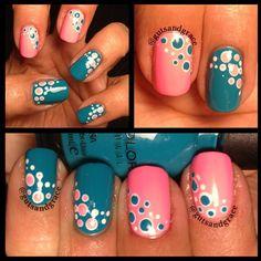 Instagram photo by  gutsandgrace  #nail #nails #nailart