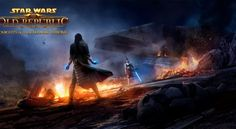 SWTOR New Expansion Revealed: Knights of the Eternal Throne!