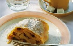 Яблочный штрудель в мультиварке / Пироги и пирожки / TVCook: пошаговые рецепты с…