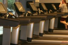 1st floor cardio room- treadmills