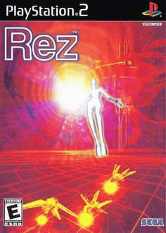 REZ: a musical on-shooter that blurs the line between user input and…