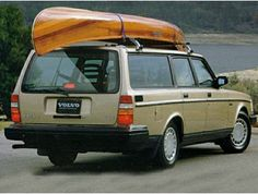 1992 Volvo 240 Wagon