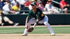 MLB Breakout Candidates 2015: Who will be baseball's new stars? Brett Lawrie, 3B, Athletics - Even with a stunning low .260 BABIP in 2014, Lawrie managed a wRC+ of 101.:Lawrie's 320 wOBA trailed only Edwin Encarnacion, David Ortiz, Albert Pujois, and Carlos Santana among players with at least 200 plate appearances and a .265 or worse BABIP. When his luck evens out -- and it will -- watch out.