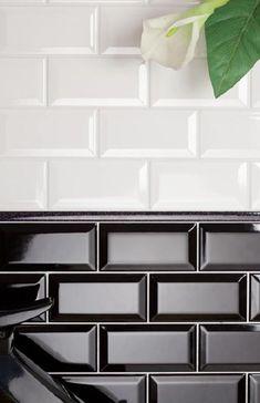 wandfliese metro farbe weiss craquel | interior decor - kitchen, Hause ideen