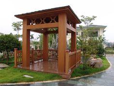 Buy Backyard Wpc Pavilion,Buy Backyard Wpc Pavilion Material