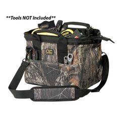 "CLC 1161M Scout Mossy Oak Camo 12"" Bigmouth Bag - https://www.boatpartsforless.com/shop/clc-1161m-scout-mossy-oak-camo-12-bigmouth-bag/"