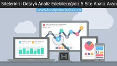 Sitelerinizi Detaylı Analiz Edebileceğiniz 5 Site Analiz Aracı - Detaylar blog yazımda: https://www.huseyinkorbalta.com/sitelerinizi-detayli-analiz-edebileceginiz-5-site-analiz-araci/ #analizaraclari #analiz #seo