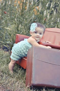 my beautiful baby. six month photos by lindsey scholz photography