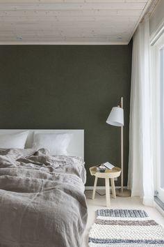 Great scandinavian bedroom interior