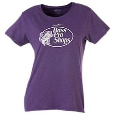 Bass Pro Shops Classic Logo T-Shirt for Ladies | Bass Pro Shops: The Best Hunting, Fishing, Camping & Outdoor Gear