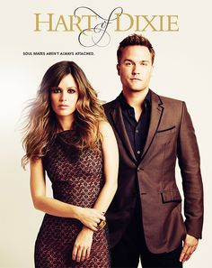 Hart of Dixie - Zoe and George