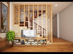 portable room dividers room divider partitions in conjunction with modern room partitions omgj interior home interior design inspiration Home Stairs Design, Home Interior Design, Interior Decorating, House Design, Design Room, Decorating Ideas, Living Room Kitchen Partition, Living Room Divider, Room Partition Designs