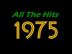 All The Hits of 1971 - Part 5 of 5 (October - December) - YouTube