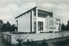 Lucjan Korngold & Henryk Blum, Otwock, 1934-35