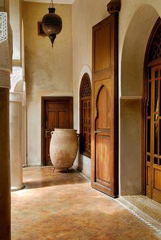 Gallery Villa Nomade Riad Marrakech lavillanomade by Hercio Dias Moroccan Bathroom, Moroccan Room, Moroccan Interiors, Moroccan Decor, Moroccan Lanterns, Bohemian Bathroom, Bohemian Bedrooms, Islamic Architecture, Interior Architecture
