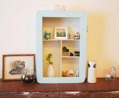 diy idea: jenny's medicine cabinet of curiosities | Design*Sponge
