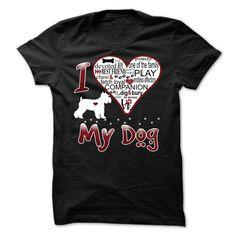 I Love My Dog - schnauzer #ilovemydogs #schnauzer #schnauzerlove #schnauzerlife #ilovemydogs