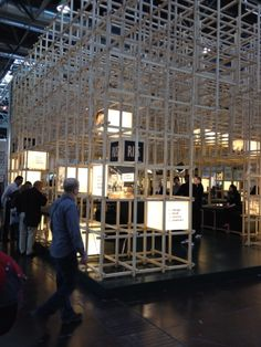 Riis Retail stand at Euroshop 2014