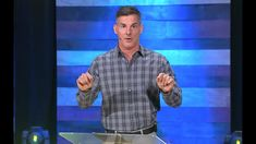 """God Never Said That: Part 3 - """"It Doesn't Matter What You Do"""" with Craig Groeschel - LifeChurch. Dangerous Prayers, It Doesnt Matter, Feel Better, Men Casual, God, Feelings, Sayings, Mens Tops, Dios"""