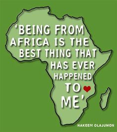 In celebration of Africa Day on May Africa Day, South Africa, West Africa, Uganda, Africa Quotes, I Am An African, African Dress, Africa Craft, Thoughts