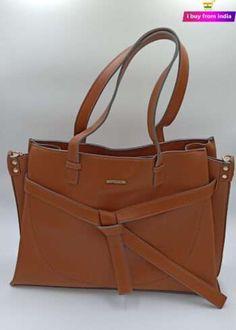 Handbags Online   Buy Handbags for women Discount   i Buy From India Branded Handbags Online, Beautiful Handbags, Online Sales, Designer Handbags, Leather Handbags, Women Accessories, India, Brown, Cute Handbags