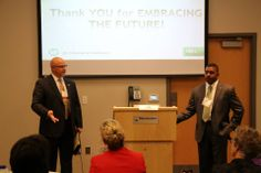 Manchester University College of Pharmacy hosted a healthcare summit in March; bringing together doctors, providers, students, and more interested individuals.