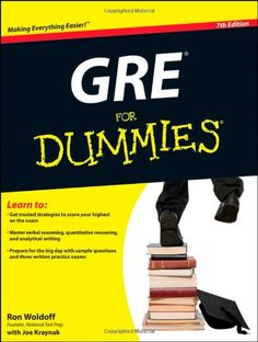All kind of test information toefl sat gmat ielts ged gre etc gre for dummies pdf books library land fandeluxe Choice Image