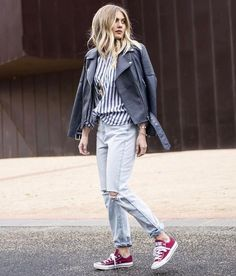 Casual street style